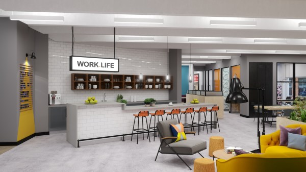 Work.Life takes The White Building's ground floor