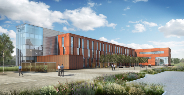 First hi-tech occupiers announced at Thames Valley Science Park