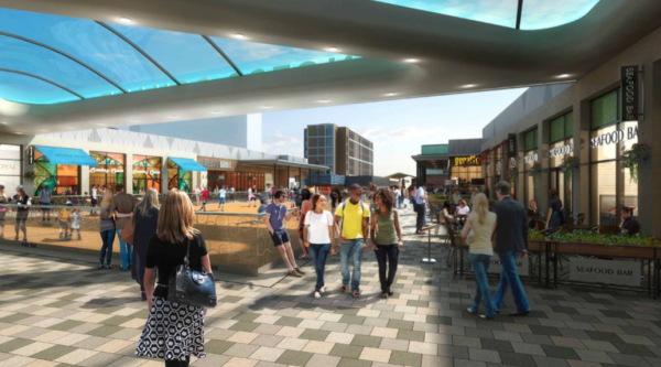 Bentalls redevelopment recommended to go ahead