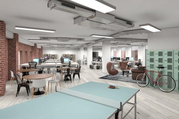 New occupier for former newspaper building