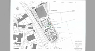 Major M40 services, warehouse and office scheme planned