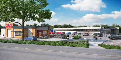 Aldi, Costa and Volution deals signed at Suttons Business Park
