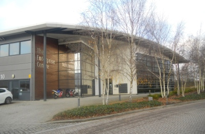 Council buys the Enterprise Centre at Coxbridge Business Park