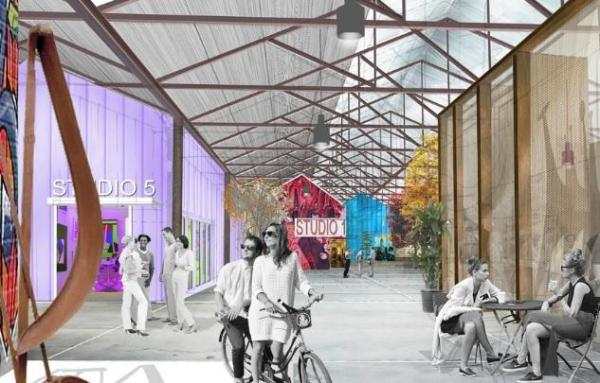 Swindon masterplan to transform town centre