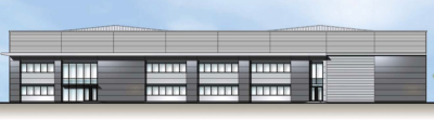New DHL warehouse planned for Island Road, Reading