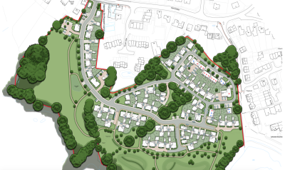 Plans for 108 homes in Sandhurst recommended for approval