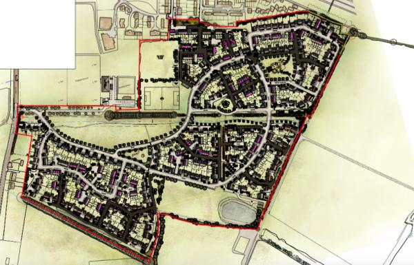 458 homes approved at Abingdon