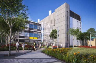 Approval for £50m health and life sciences building