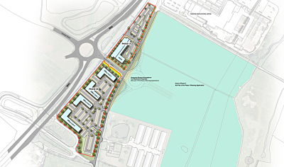 Approval for major business and retail parks in Bicester