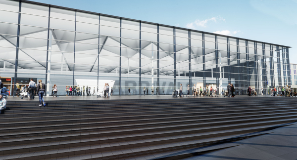 New £130m terminal for Stansted Airport approved