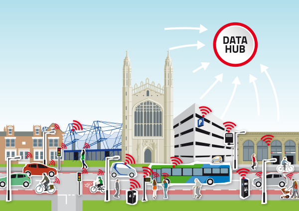 Smart Cambridge unveils vision of a 'smart' city