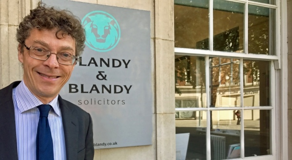 Stephen Bucknill joins Blandy & Blandy in Henley