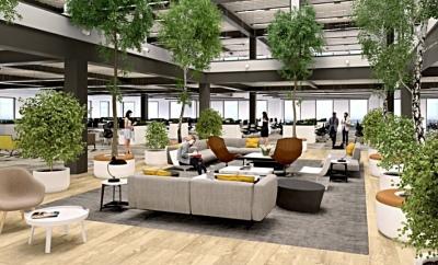 Porter Building seeks wellness certification