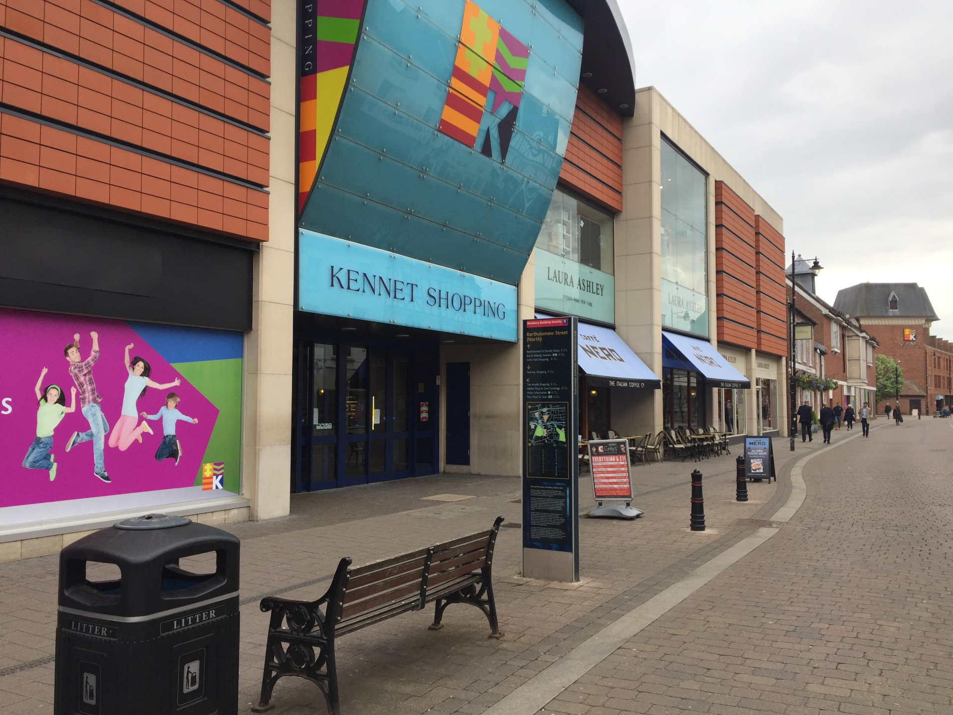 New lease of life for Newbury's failing Kennet Centre