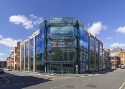 Award for sustainable 9 Greyfriars