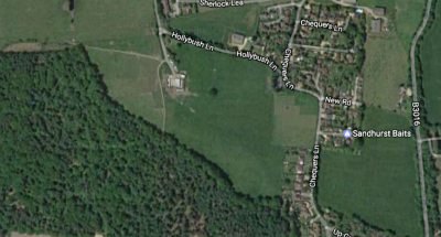 Cemex plans 180 homes at Eversley