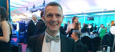 Scott Witchalls awarded for Outstanding Contribution to Thames Valley