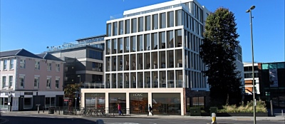 Major refurbishment agreed for Connaught House, Guildford