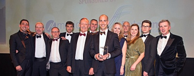 Two more awards for Slough in one night