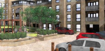 Bellway plans 99 homes in Bracknell