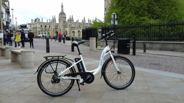 Cambridge's first budget electric bike reviewed