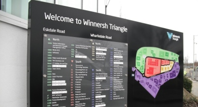 Winnersh Triangle 'up for sale'
