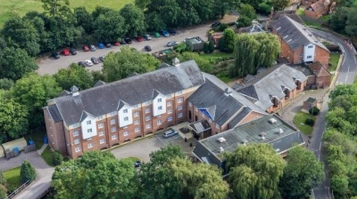 Plans to develop The Moat House Hotel after £12.5m sale