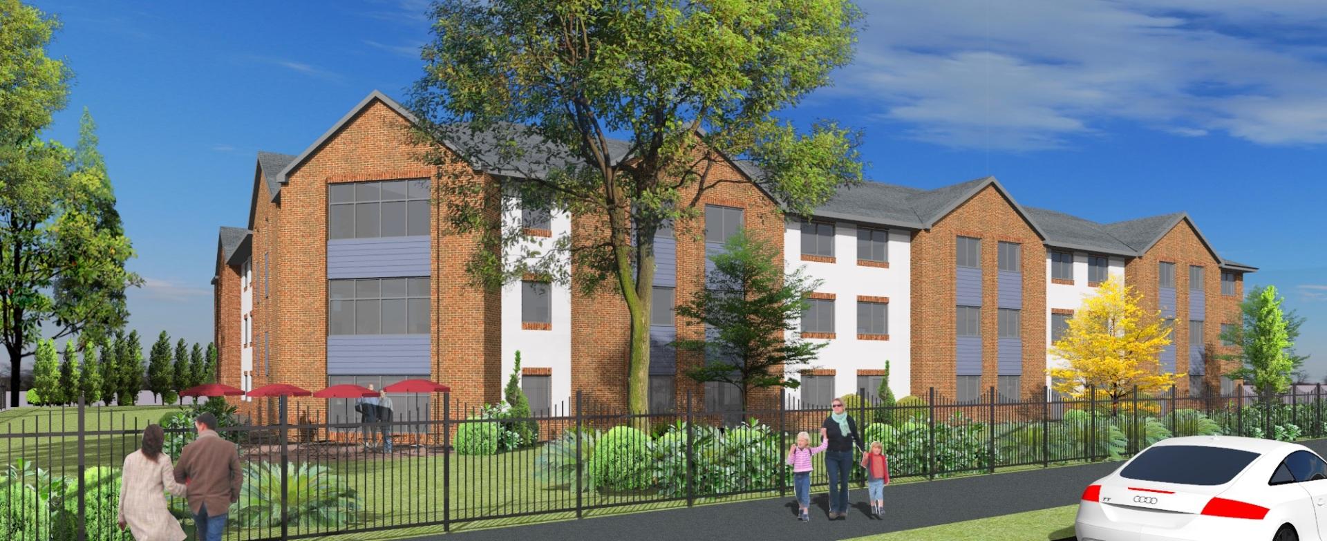 LNT expands care home development