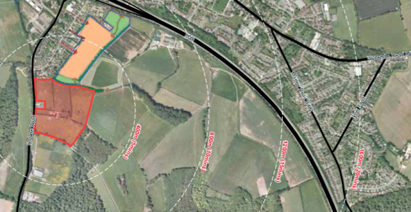 140 homes planned for Stokenchurch