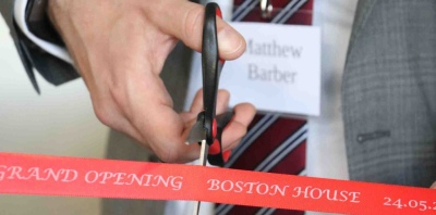 Boston House unveiled to guests at Grove Business Park