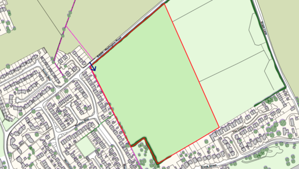 Two housing schemes totalling 260 homes rejected