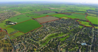 St Modwen to develop 750 homes at Crab Hill