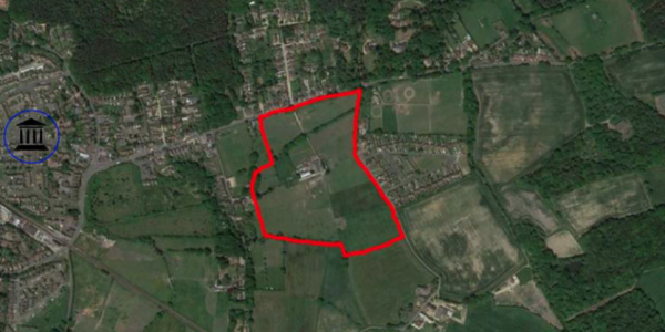 300 homes planned on Guildford's Green Belt