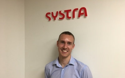 Andrew Collins joins Systra in Reading