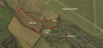 Approval for 200 homes at Chalgrove