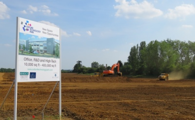 New science park gets under way