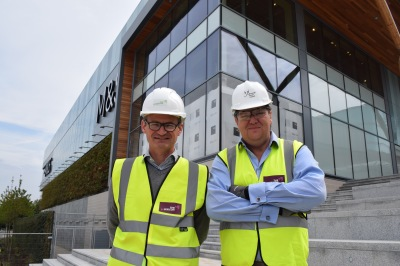 Take a look at The Lexicon Bracknell