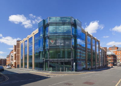 Spaces takes entire 9 Greyfriars building