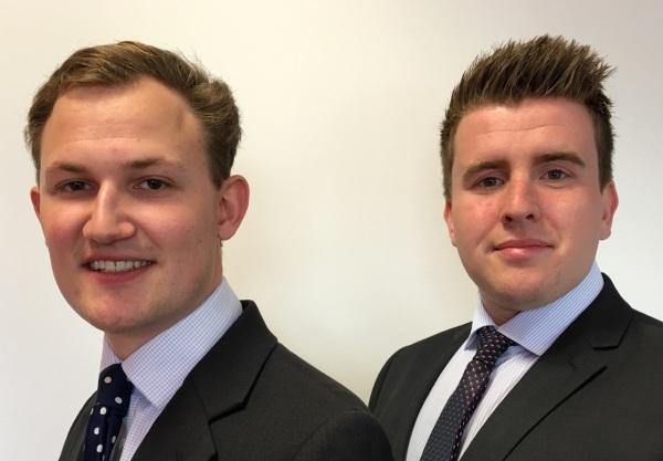 James Newton and Jack Reynolds join LSH