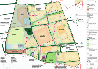 1,880 homes approved for Didcot
