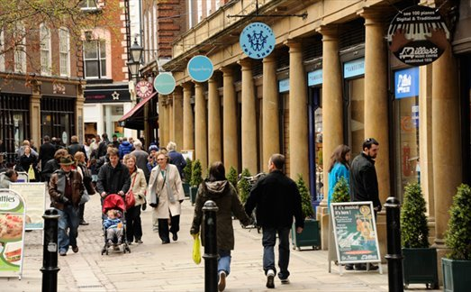 Cambridge's retail mix is healthy but needs careful handling, says report