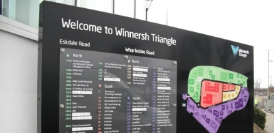 Potential buyer for Winnersh Triangle as The Blade goes on the market