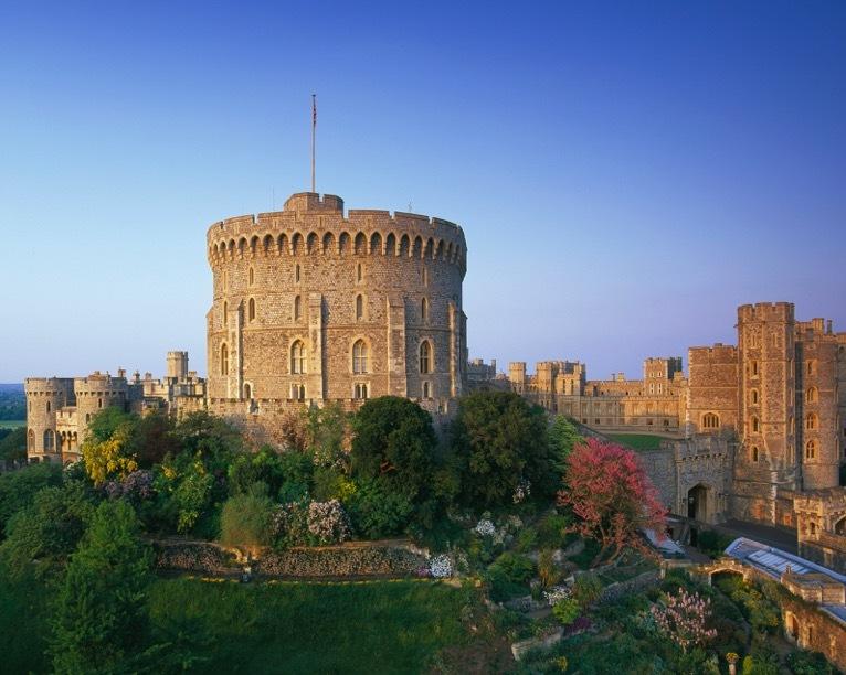Windsor Castle's £27m facelift unveiled