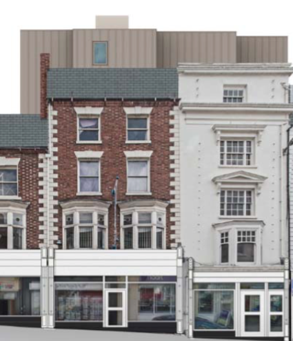 Application for new student accommodation in Northampton