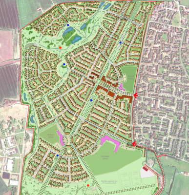 Grove Airfield site set for 2,500 homes