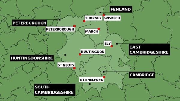 Cambridgeshire to set up £600m housing fund
