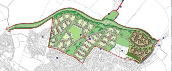 200 new homes for Haverhill