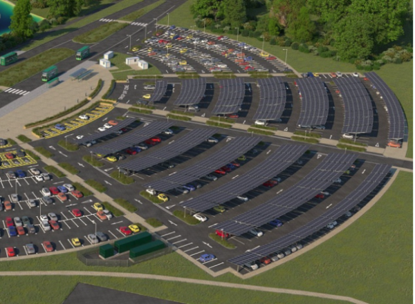 Innovative renewable energy project progresses