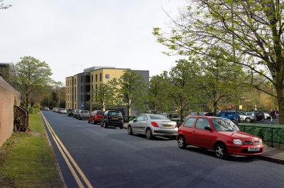 Parking relief for Globe Business Park in joint new scheme