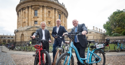 Former London cycling supremo Andrew Gilligan to advise Oxford